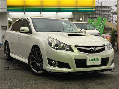 レガシィB4 2011年モデル