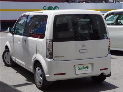 三菱 eKワゴン