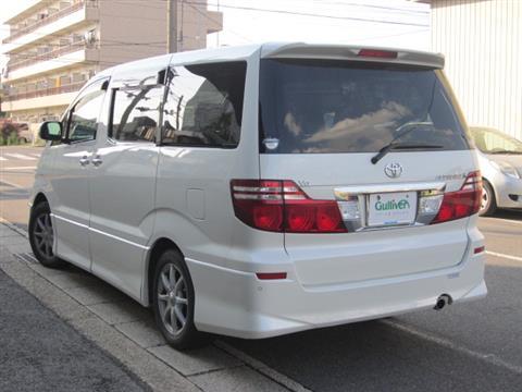 トヨタ アルファード V