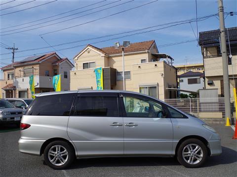 トヨタ エスティマ T