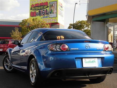 マツダ RX−8