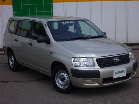 トヨタ サクシード バン