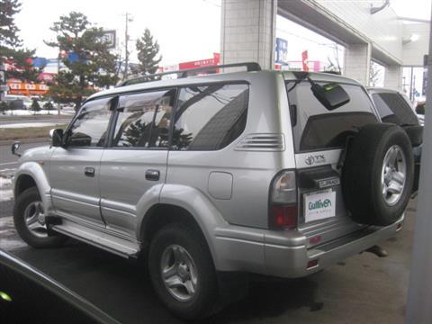 トヨタ ランドクルーザー プラド