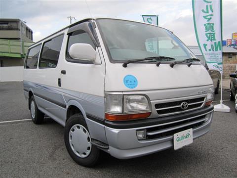 トヨタ ハイエース バン