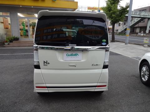 ホンダ N BOX +