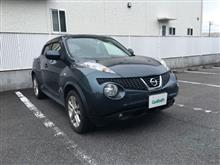 H24(2012年式) 日産 ジューク 16GT FOUR