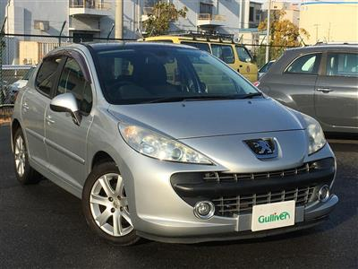 207 2008年モデル