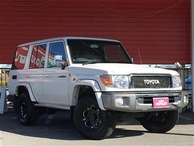 トヨタ_ランドクルーザー70