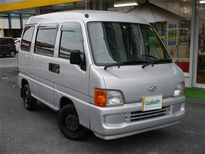 サンバーディアス 1999年モデル
