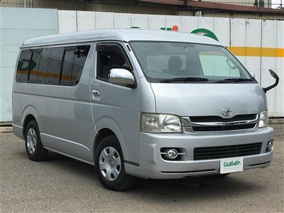 トヨタ_ハイエースワゴン
