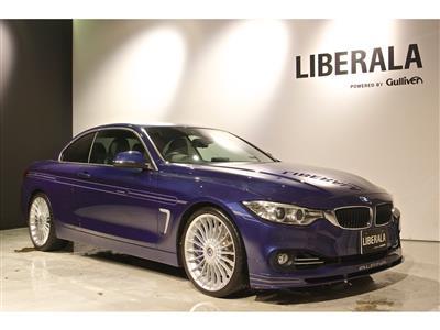 BMWアルピナ_B4