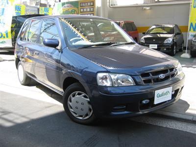 日本フォード_フェスティバミニワゴン