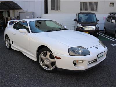 スープラ 1998年モデル