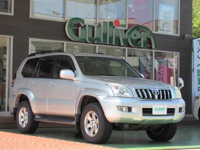 ランドクルーザープラド 2004年モデル