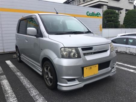 H14(2002年式) 三菱 eKスポーツ R