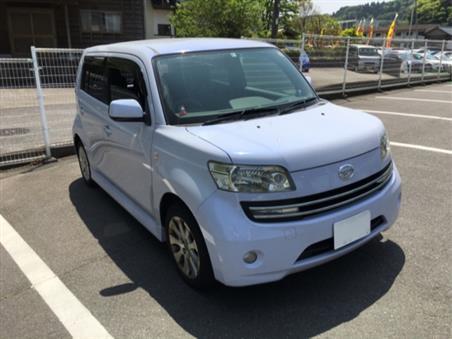 H18(2006年式) ダイハツ クー CX