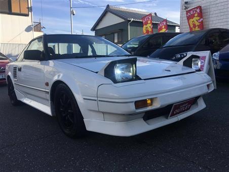 S63(1988年式) トヨタ MR2 G