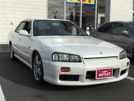 H10(1998年式) 日産 スカイライン GT
