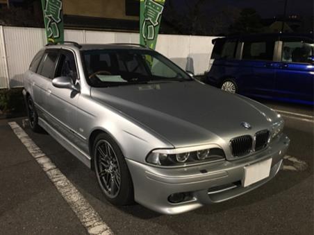 H10(1998年式) BMW BMW 528i ツーリング