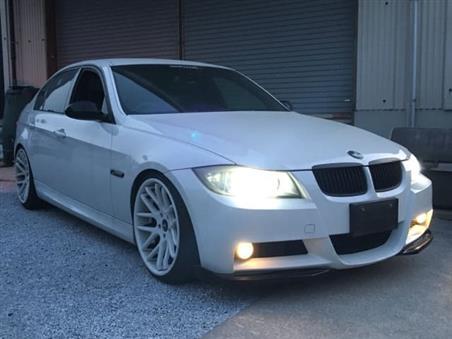 H19(2007年式) BMW BMW 320i Mスポーツ