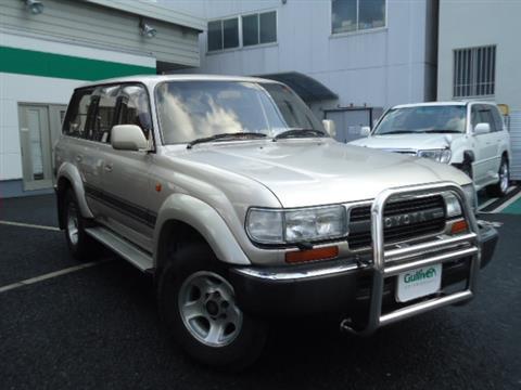 トヨタ_ランドクルーザー80