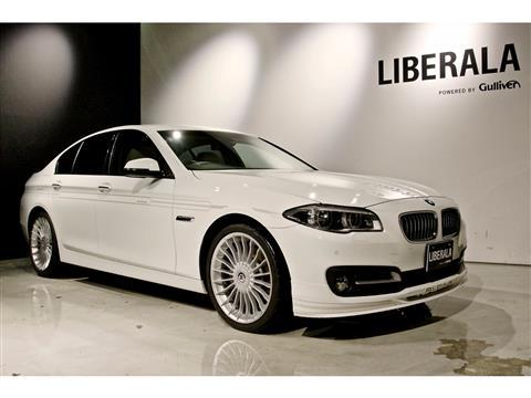 BMWアルピナ_D5