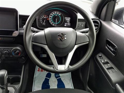 イグニス,ハイブリッドMG セーフティパッケージ装着車