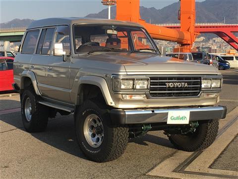 トヨタ,ランドクルーザー60