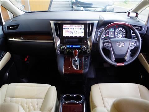 アルファード,2.5G サイドリフトアップシート装着車