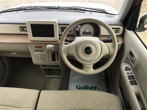 アルトラパン,X オーディオレス仕様車