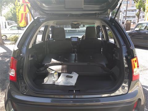 イグニス,Fリミテッド セーフティパッケージ装着車,ミネラルグレーメタリック