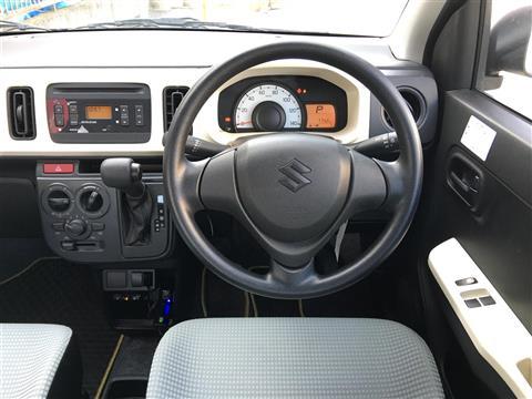アルト,F(レーダーブレーキサポート装着車),シフォンアイボリーメタリック