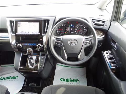 アルファード,2.5S サイドリフトアップシート装着車