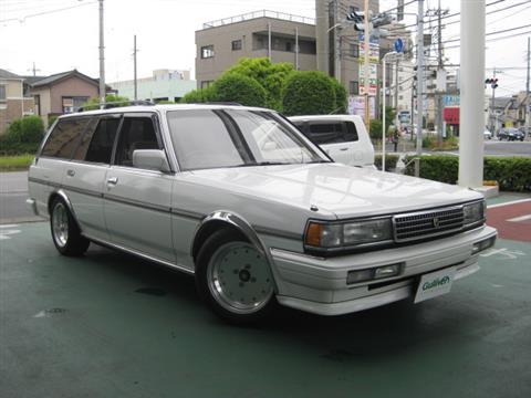 トヨタ_マークIIワゴン