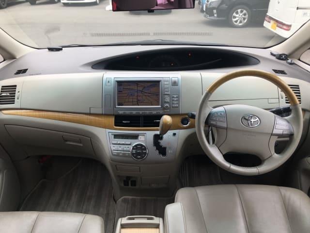H18(2006年式) トヨタ エスティマ アエラス Gパッケージ