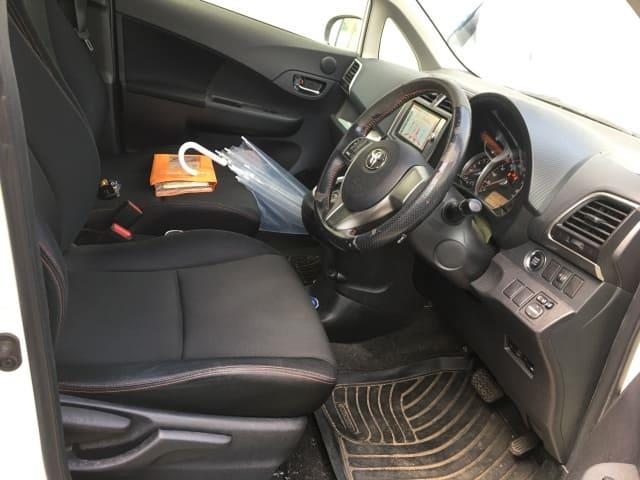 H24(2012年式) トヨタ ラクティス S