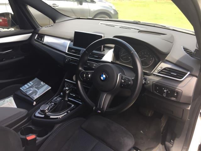 H27(2015年式) BMW BMW 218i グランツアラー Mスポーツ
