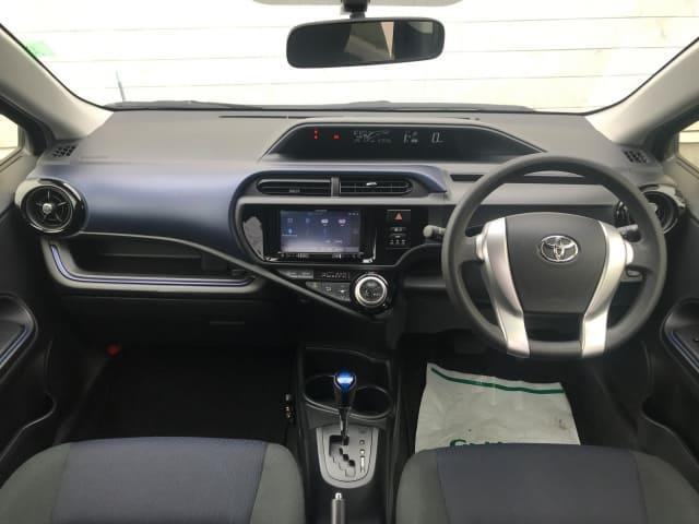 H28(2016年式) トヨタ アクア S