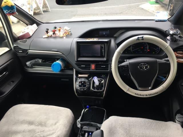 H28(2016年式) トヨタ エスクァイア ハイブリッド Gi ブラックテーラード