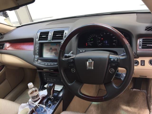 H20(2008年式) トヨタ クラウン ロイヤル ロイヤルサルーン