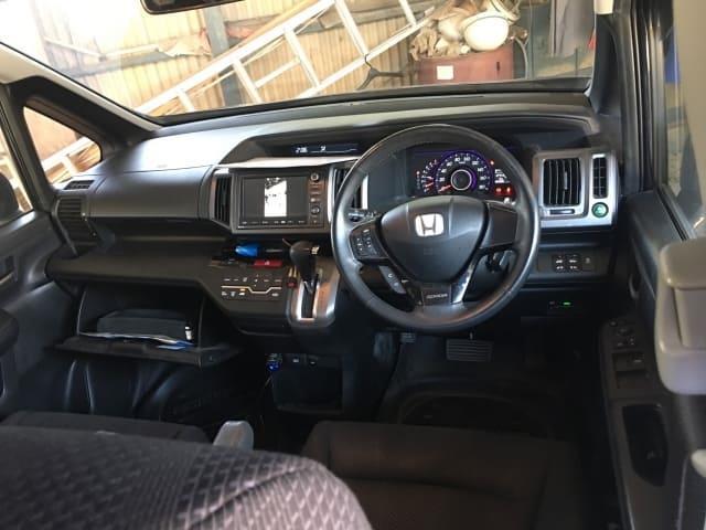 H22(2010年式) ホンダ ステップワゴン スパーダ Z