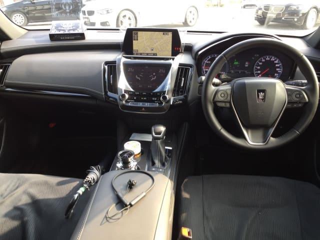 R1(2019年式) トヨタ クラウン ハイブリッド RS
