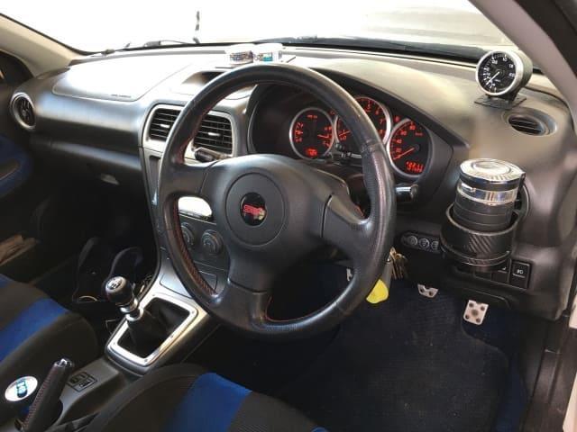 H17(2005年式) スバル インプレッサ WRX STi