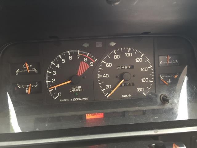 H1(1989年式) トヨタ MR2 G-LTD SC