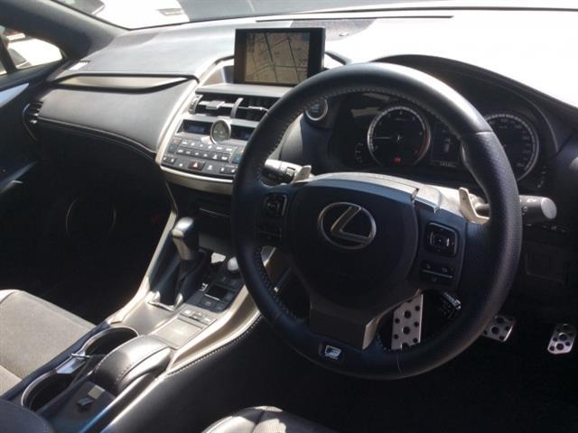 H27(2015年式) レクサス NX 200t Fスポーツ