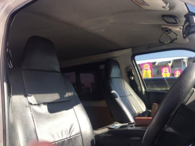 H28(2016年式) トヨタ ハイエース バン DX ロング GLパッケージ