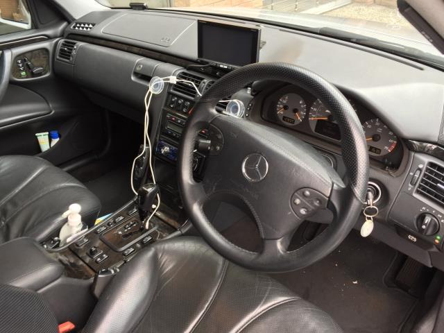 H12(2000年式) AMG AMG E55 ステーションワゴン