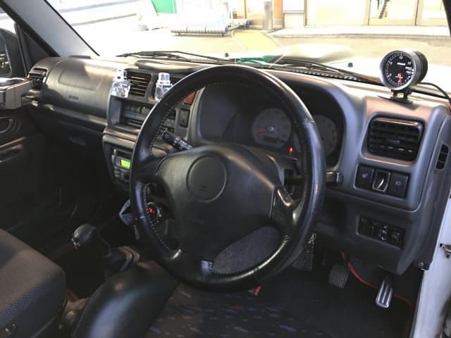 H14(2002年式) スズキ ジムニー ワイルドウィンド