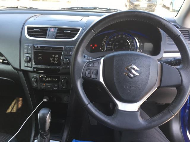 H26(2014年式) スズキ スイフト XL-DJE
