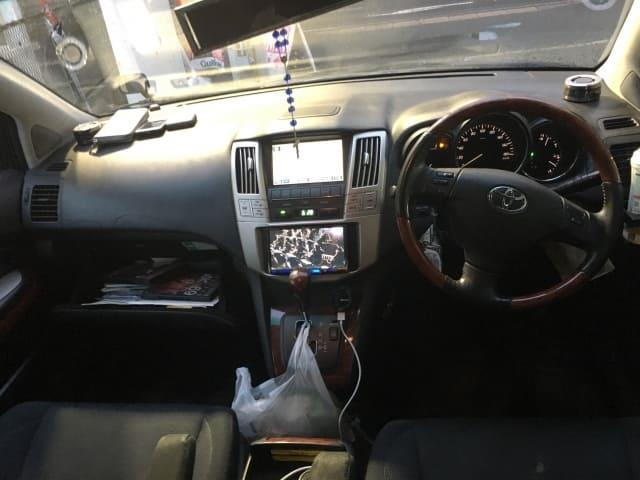 H15(2003年式) トヨタ ハリアー 240G プレミアム Lパッケージ